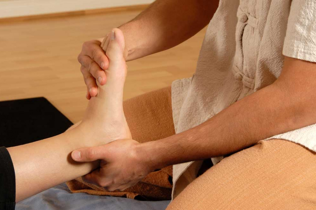 Show Your Feet Some TLC
